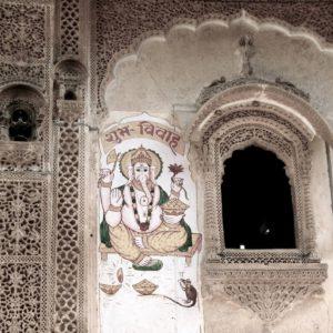 インドのジャイサルメール